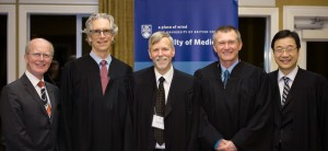 Faculty Gowning Ceremony