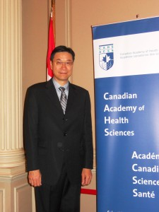 Dr. Kendall Ho is nominated and inducted into the Canadian Academy of Health Sciences