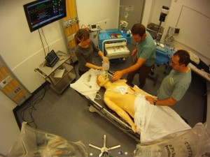 Teaching Physicians to Care for Critically ill Patients Through Simulation