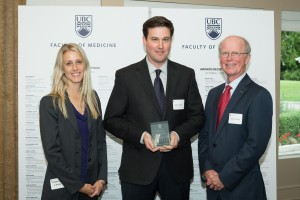 Devin Harris Receives UBC CPD/CME Innovation Award