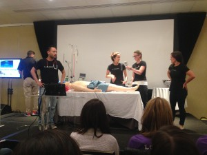 RCPS Resident UBC Simulation Team 2015