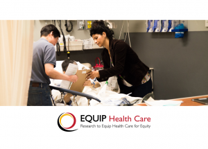 EQUIP Study: Emergency Departments Have the Potential to Mitigate Health Inequities